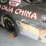 La Caja China - Rear Quarter Panel