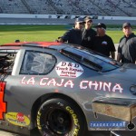 La Caja China on qualifying row