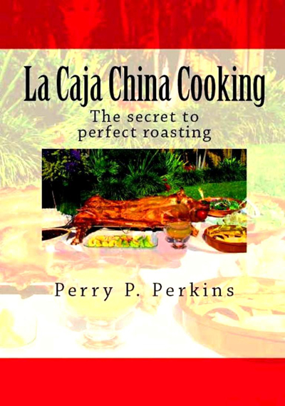 Image of book cover for La Caja China Cooking