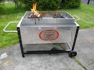 BBQ Pit Smoker