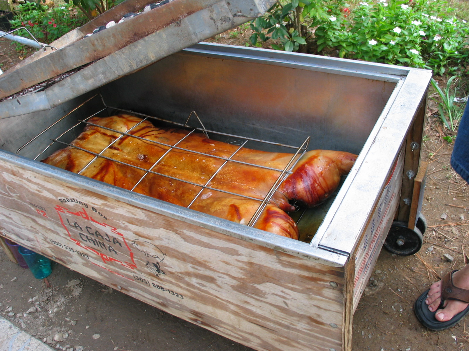 Pig Roasters – BBQ Parties vs Hotel Catering
